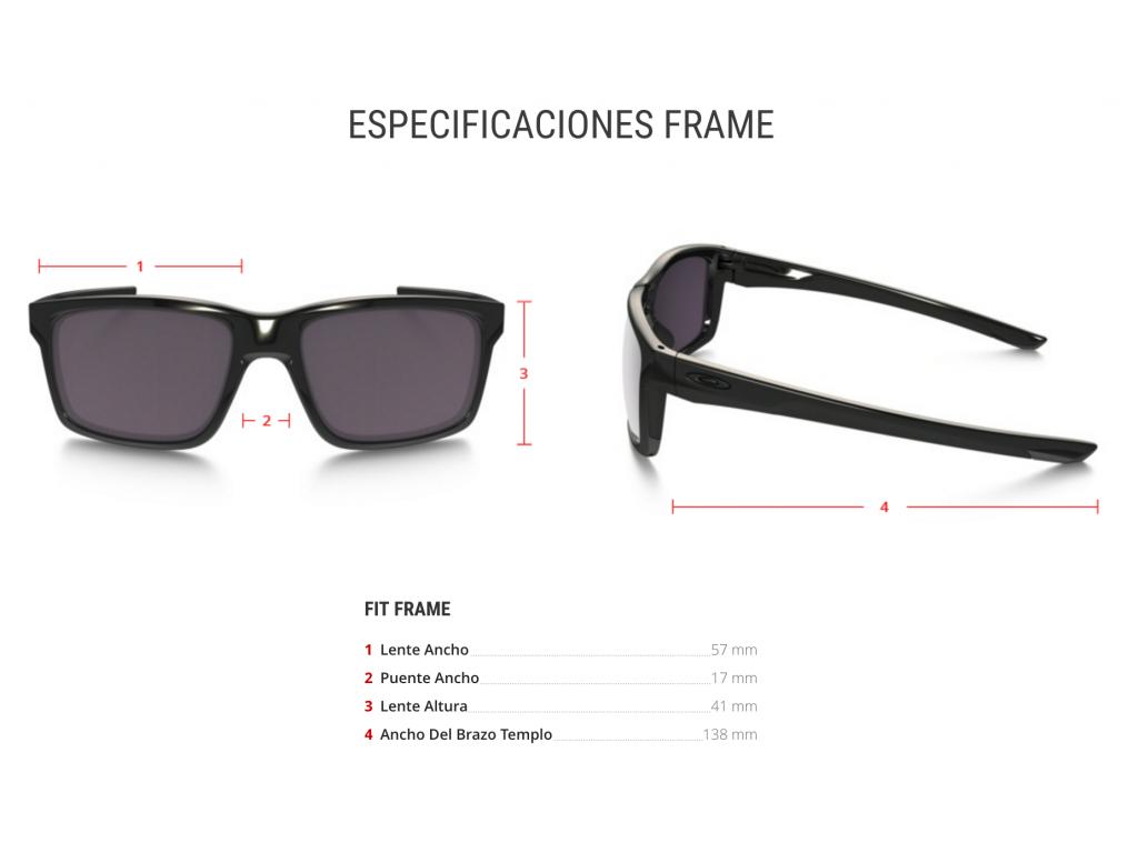 87d3f3cbae gafas de sol Oakley Mainlink OO9264 PRIZM Polarized