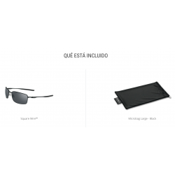 Oakley Square Wire OO4075-407501