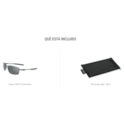 Oakley Square Wire OO4075-407504