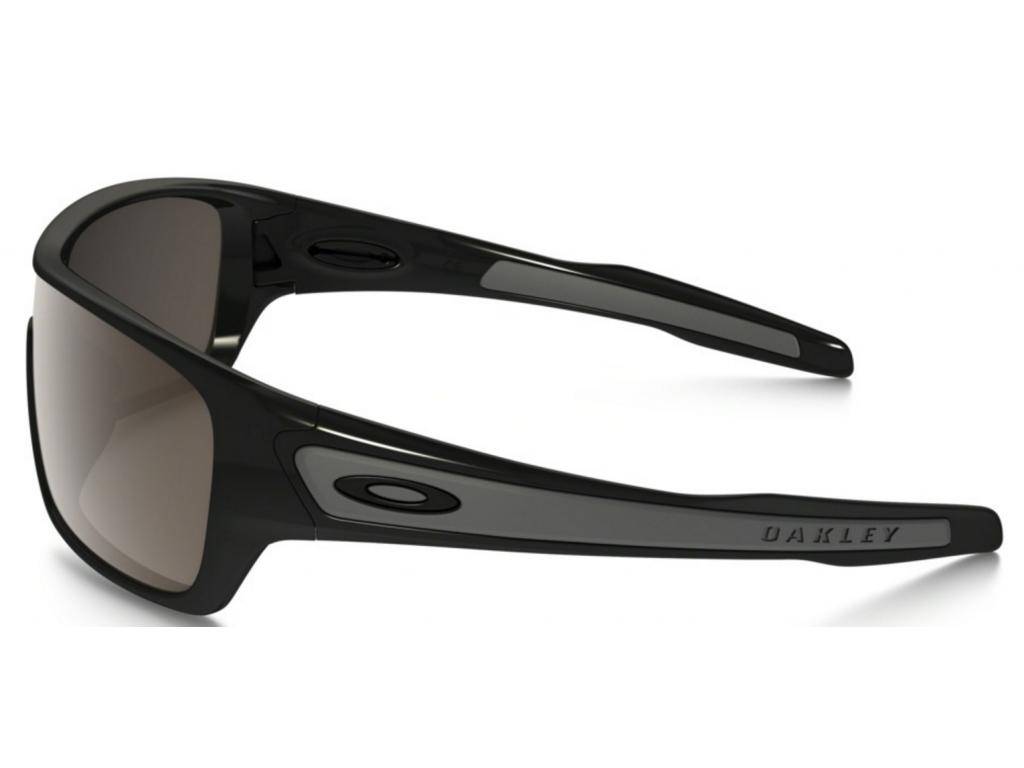 beafe2ffd8 Polarized Oakley Turbine Sunglasses Grey Ink OO9263-10 gafas de sol Oakley  Turbine Rotor OO9307