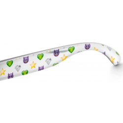 EMOJI® BRIGHT DIAMOND PURPLE