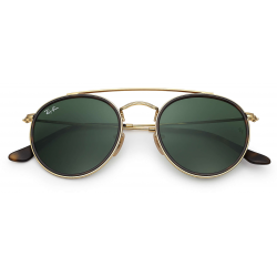 Ray-Ban Round Double Bridge RB3647N-001