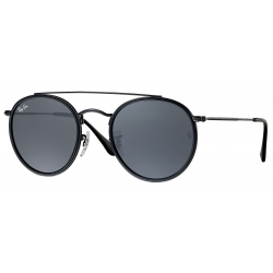 Ray-Ban Round Double Bridge RB3647N-002/R5