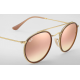 Ray-Ban Round Double Bridge RB3647N-001/7O
