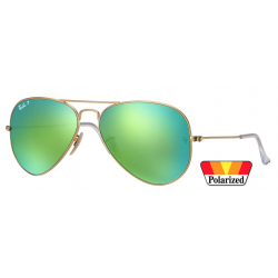 Ray-Ban Aviator Large Metal RB3025-112/P9