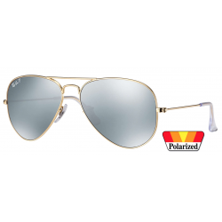 Ray-Ban Aviator Large Metal RB3025-112/W3