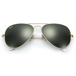 Ray-Ban Aviator Large Metal RB3025-L0205