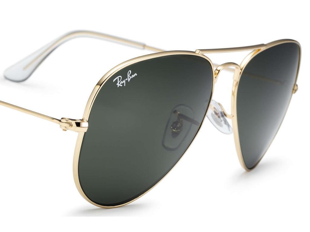 ray ban aviator large metal rb3025 l0205 gafas y de sol. Black Bedroom Furniture Sets. Home Design Ideas