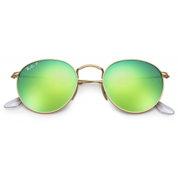 Ray-Ban Round Metal RB3447-112/P9